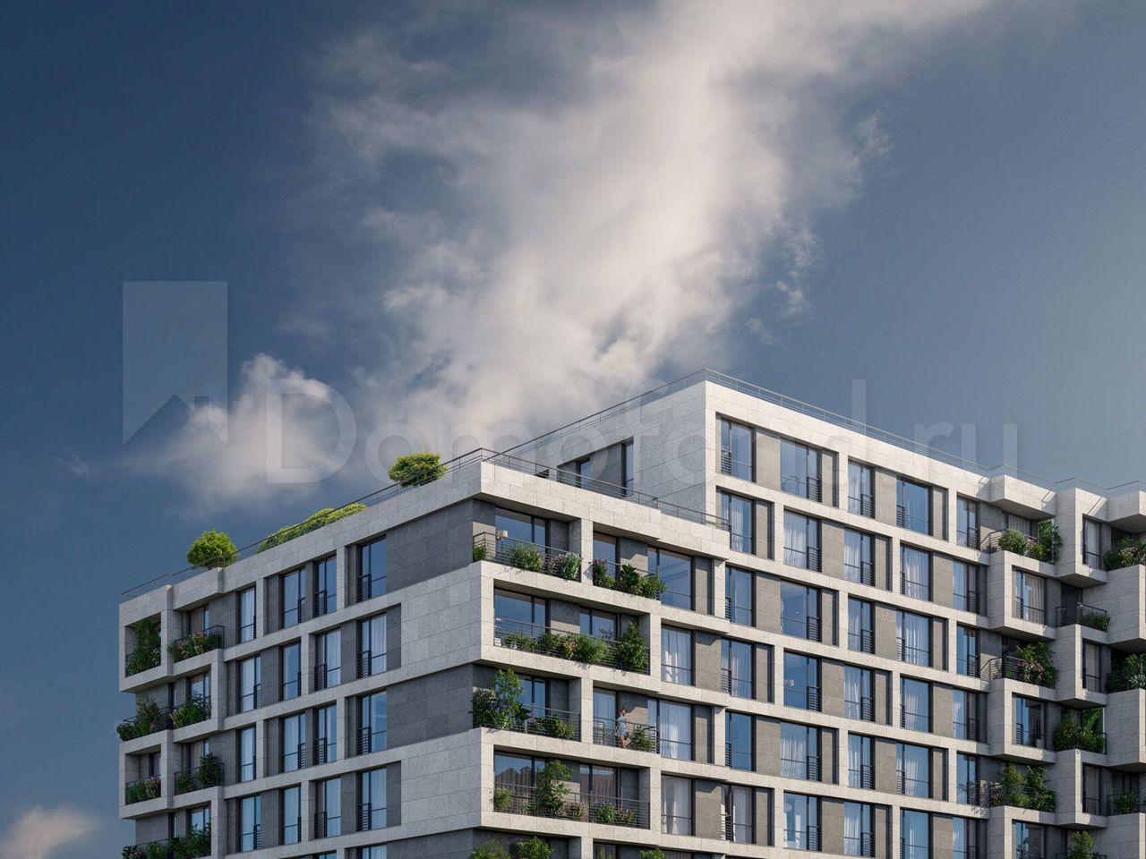 Недвижимость 2-комн. квартира, 113.3 м², 5/15 эт. Мир